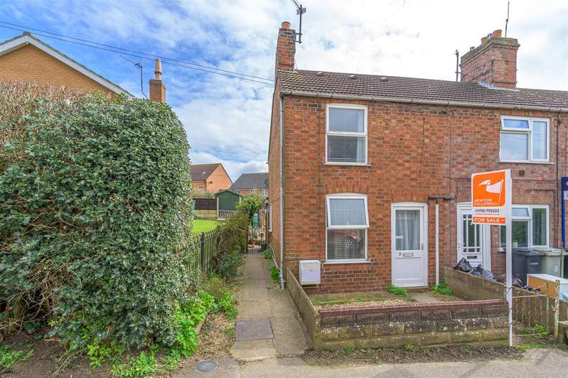 2 Bedrooms End Of Terrace House for sale in Newtown, Spilsby