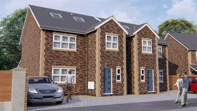 4 Bedrooms Detached House for sale in Hunters Court, Hunters Lane, Stalybridge