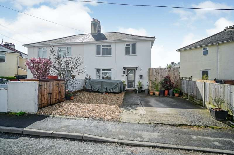 3 Bedrooms Semi Detached House for sale in Newtown, Cornwood, Ivybridge, Devon, PL21