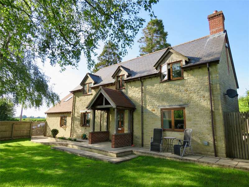 4 Bedrooms Detached House for sale in Butts Lane, Stour Provost, Gillingham, SP8