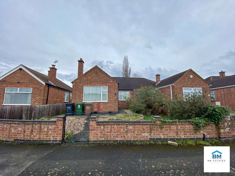 3 Bedrooms Bungalow for sale in Festival Avenue, Leicester, LE4