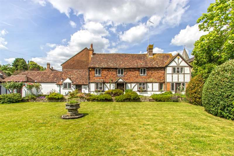3 Bedrooms House for sale in Vicarage Hill, Westerham