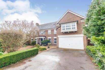 5 Bedrooms Detached House for sale in Ison Close, Biddenham, Bedford