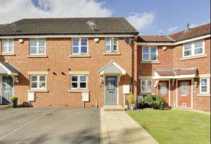 3 Bedrooms Terraced House for sale in Rowley Drive, Sherwood, Nottingham, Nottinghamshire