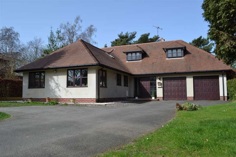 4 Bedrooms Detached House for sale in Darras Road, Darras Hall, Newcastle Upon Tyne, Northumberland