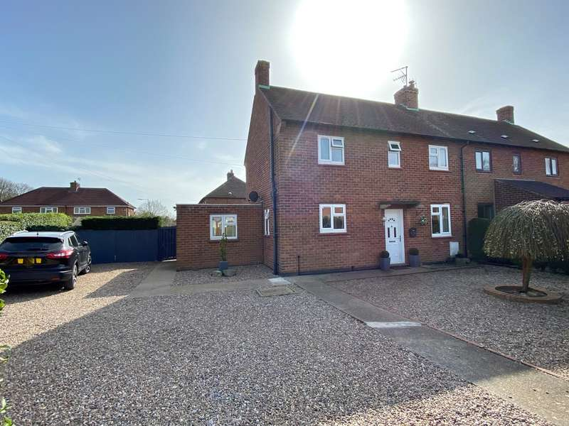 3 Bedrooms Semi Detached House for sale in Vicarage Road, Southwell