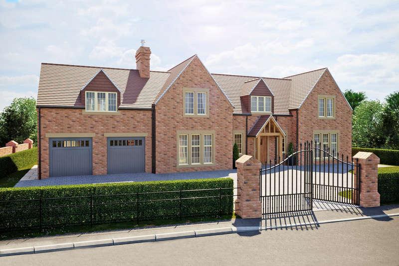 4 Bedrooms Bungalow for sale in Musgrave Garden Lane, Billingham, TS22