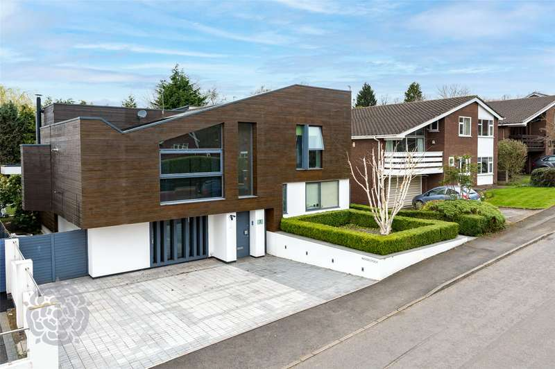 4 Bedrooms Detached House for sale in Woodstock Drive, Worsley, Manchester, M28