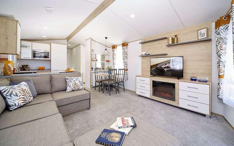 3 Bedrooms Caravan Mobile Home for sale in Moffat Manor, Moffat
