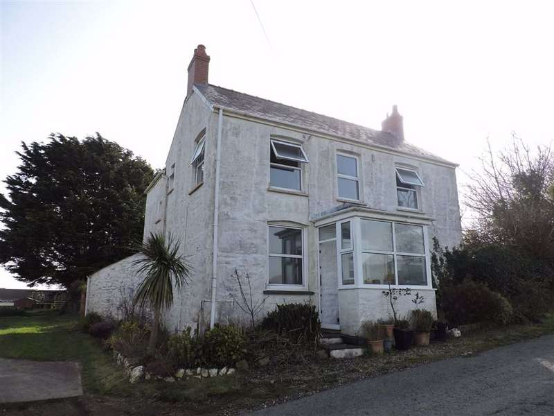 4 Bedrooms Detached House for sale in Fishguard, Pembrokeshire, Fishguard