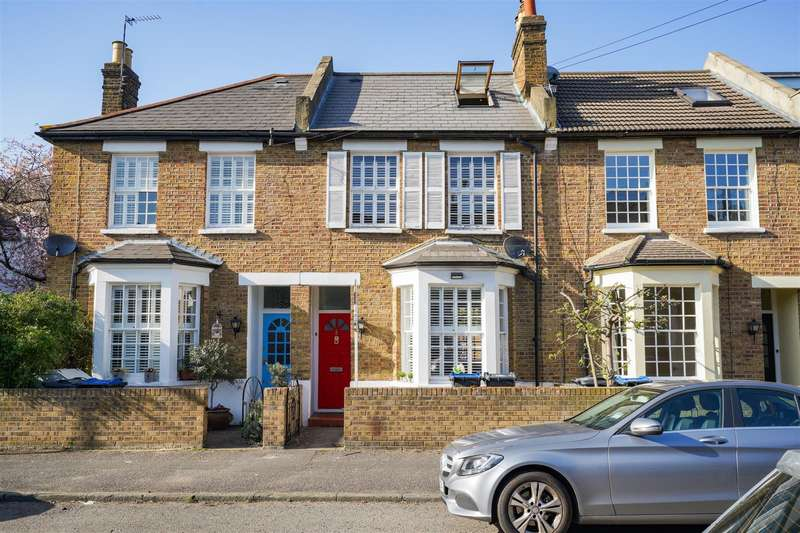 4 Bedrooms Terraced House for sale in Palmerston Grove, Wimbledon