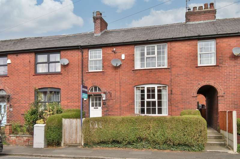 3 Bedrooms Town House for sale in Spenwood Road, Littleborough, OL15 8PF