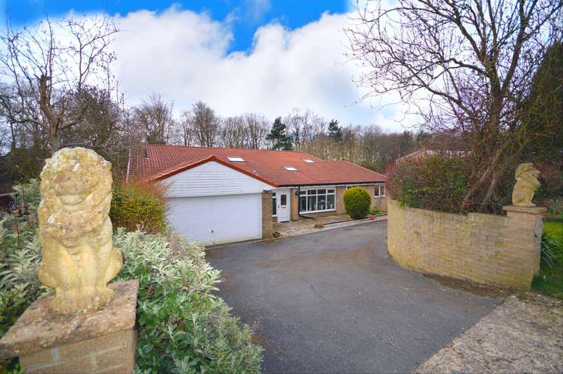 5 Bedrooms Detached House for sale in The Generals Wood, Washington