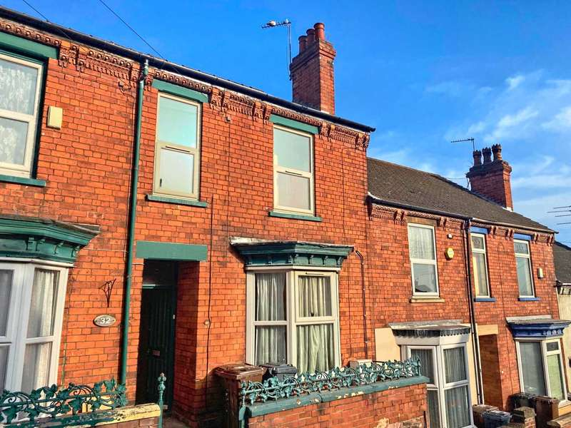 3 Bedrooms Terraced House for sale in Frederick Street, Lincoln