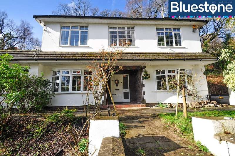 5 Bedrooms Detached House for sale in Caerphilly Road, Bassaleg