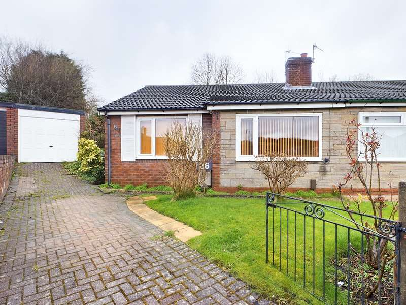 2 Bedrooms Bungalow for sale in Beaufont Drive, Oldham, Greater Manchester, OL4
