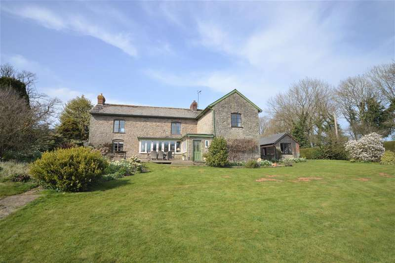 4 Bedrooms Property for sale in Lyonshall, Kington