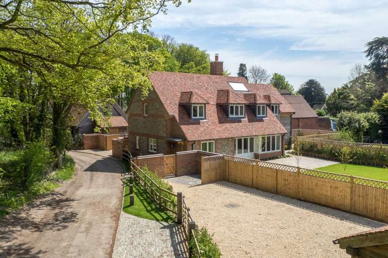 4 Bedrooms Detached House for sale in Parmoor, Frieth, Oxfordshire, RG9