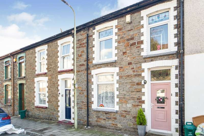 3 Bedrooms Terraced House for sale in Rhys Street, Trealaw, Tonypandy