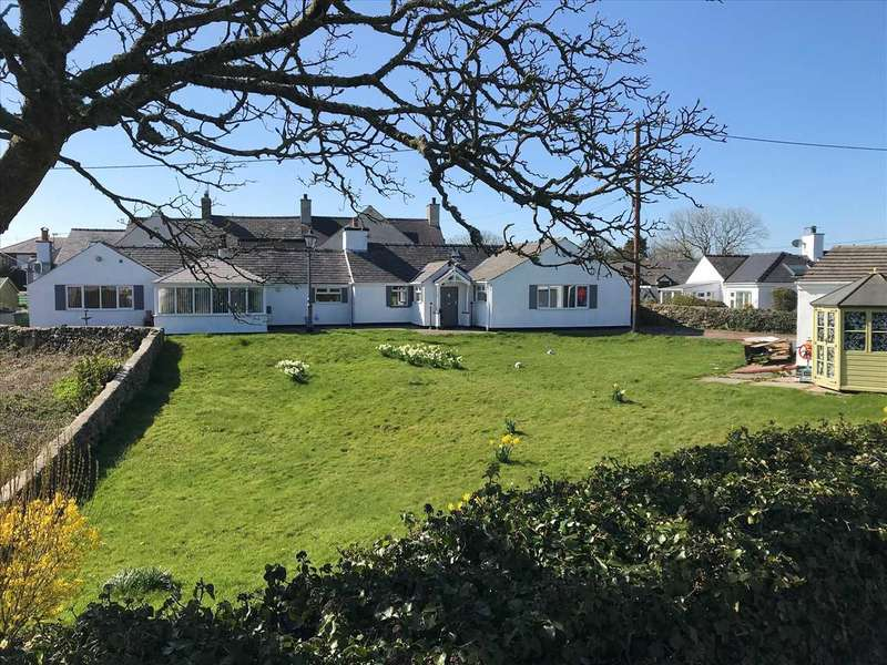 3 Bedrooms Cottage House for sale in Pen Y Bonc, Llanddona