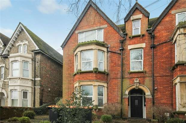 1 Bedroom Flat for sale in Clapham Road, Bedford