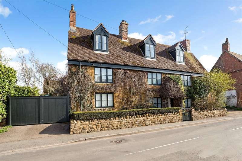 5 Bedrooms Detached House for sale in High Street, Fenny Compton, Southam, Warwickshire, CV47