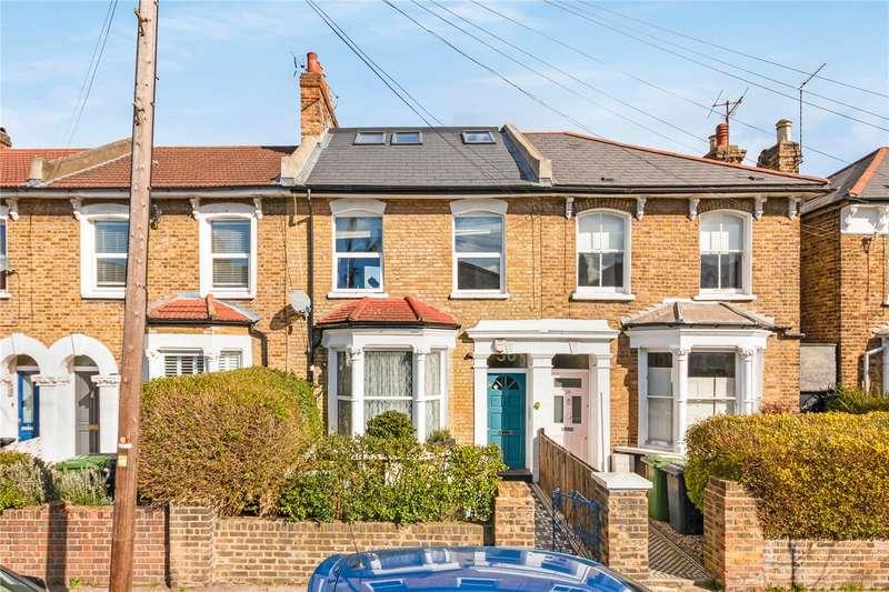 2 Bedrooms Maisonette Flat for sale in Braxfield Road, London, SE4
