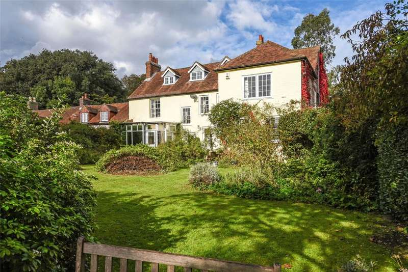 6 Bedrooms Semi Detached House for sale in Top Road, Slindon, Arundel, West Sussex, BN18