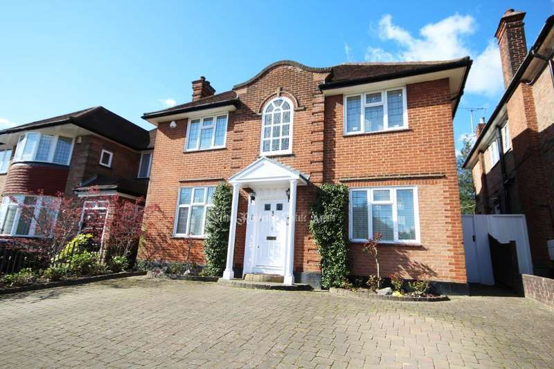 4 Bedrooms Detached House for sale in Golders Close, Edgware, Middlesex, HA8 9QD