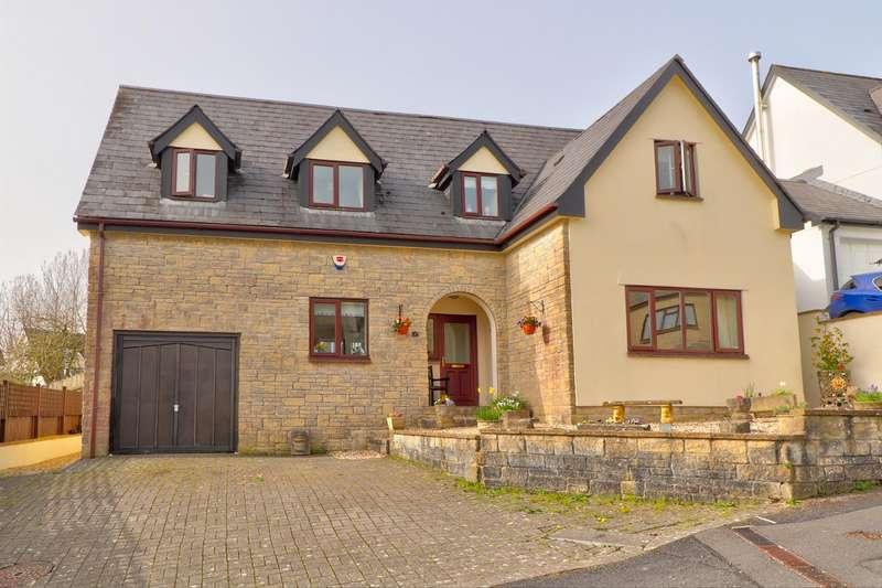 5 Bedrooms House for sale in Fairways Drive, High Bickington, Umberleigh