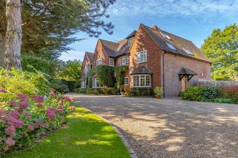 8 Bedrooms Detached House for sale in Newlands Avenue, Radlett