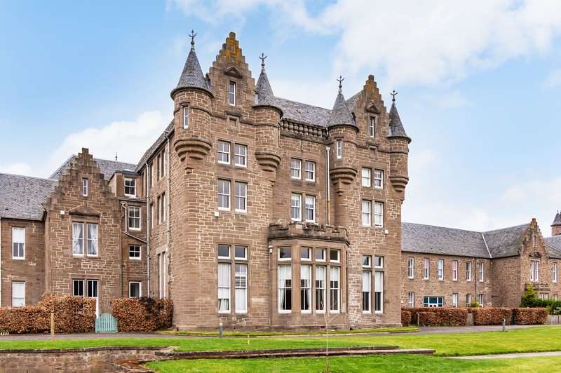 1 Bedroom Flat for sale in North Road, Liff, Dundee, DD2