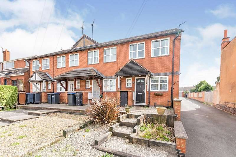 2 Bedrooms End Of Terrace House for sale in Mill Street, Barwell, Leicester, Leicestershire, LE9