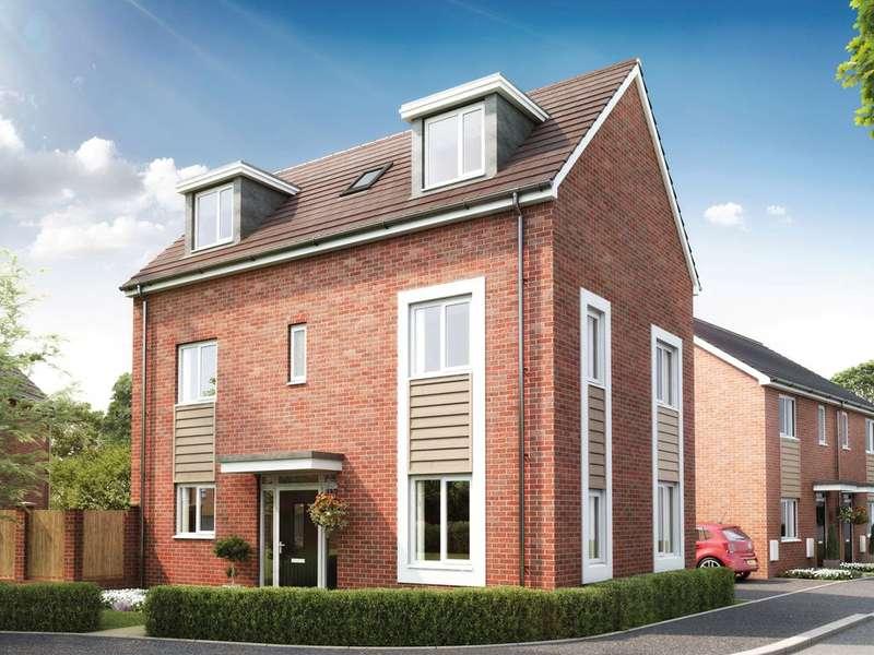 4 Bedrooms Detached House for sale in Tayleur Leas Development, Newton-Le-Willows, Warrington, WA12