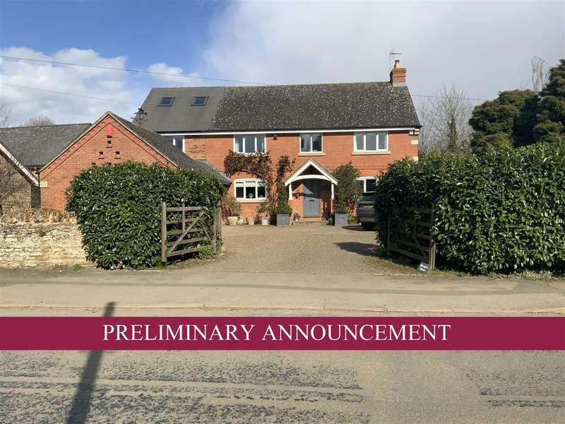 6 Bedrooms Detached House for sale in Drayton Road, Medbourne, Market Harborough