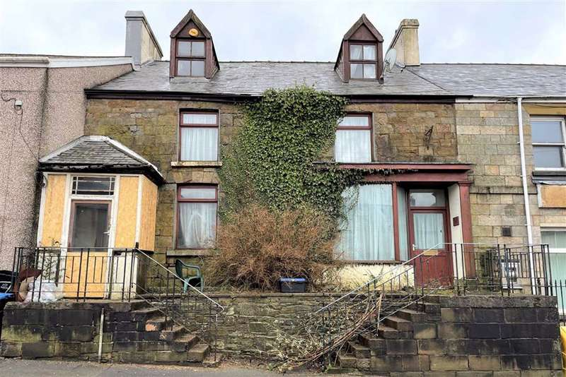 4 Bedrooms Terraced House for sale in King Street, Brynmawr, Ebbw Vale