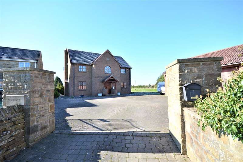 4 Bedrooms Detached House for sale in Acorn Drive, Oakenshaw, Crook, DL15 0TF