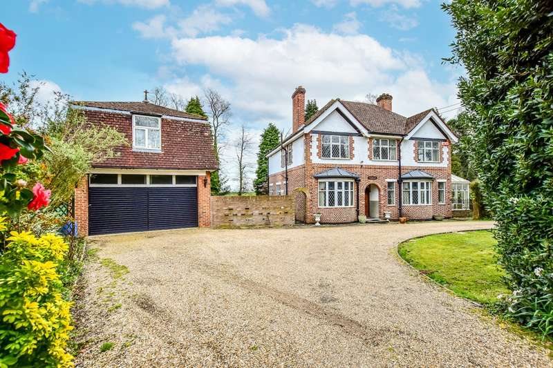 5 Bedrooms Detached House for sale in Bangors Road South, Iver Heath, SL0