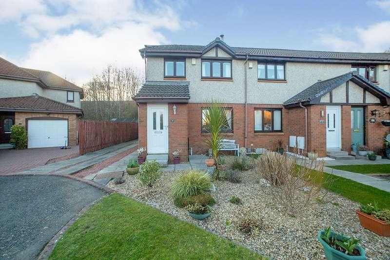 3 Bedrooms End Of Terrace House for sale in Kirklands Park Grove, Kirkliston, Midlothian, EH29