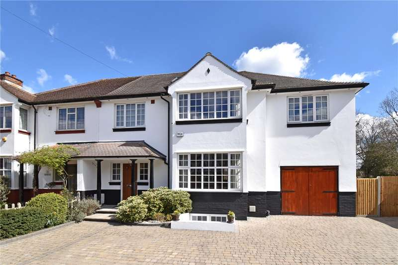 6 Bedrooms House for sale in Hill Brow, Bromley, BR1