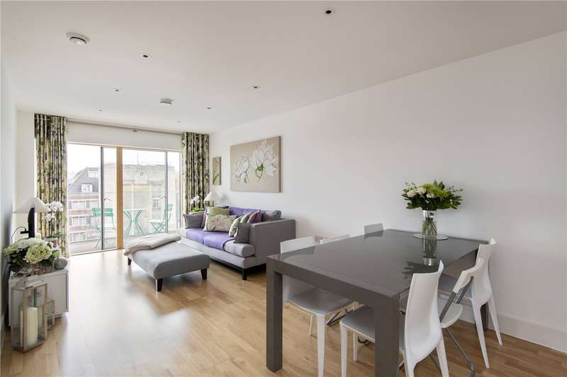 2 Bedrooms Flat for sale in Streatham High Road, London, SW16