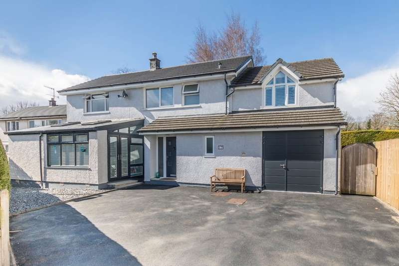 4 Bedrooms Detached House for sale in 17 Thornleigh Road, Kendal