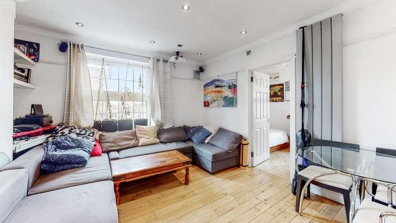 3 Bedrooms Flat for sale in Horwood House, Pott Street, Bethnal Green, E2