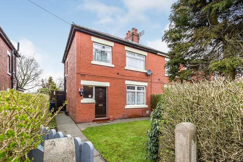 3 Bedrooms Semi Detached House for sale in Collins Road, Bamber Bridge, Preston, PR5
