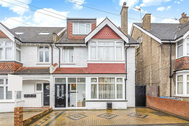 5 Bedrooms Semi Detached House for sale in Blenheim Park Road, South Croydon, Surrey, CR2