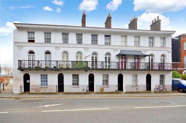 1 Bedroom Apartment Flat for sale in Hampden Place, Alphington Street, Exeter, Devon