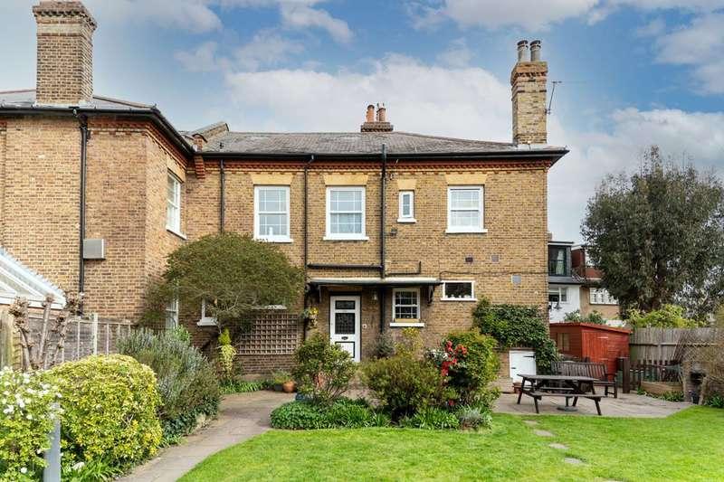 4 Bedrooms Semi Detached House for sale in Poplar Grove, New Malden, KT3