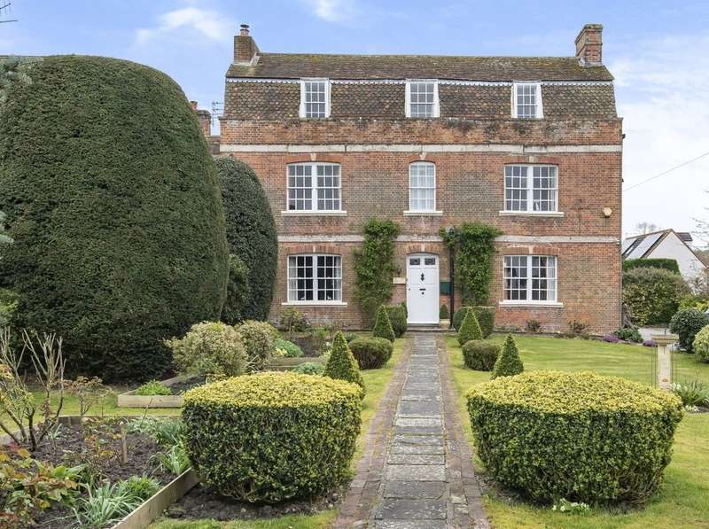 5 Bedrooms Semi Detached House for sale in The Old Manse, Dilton Marsh, Near Frome