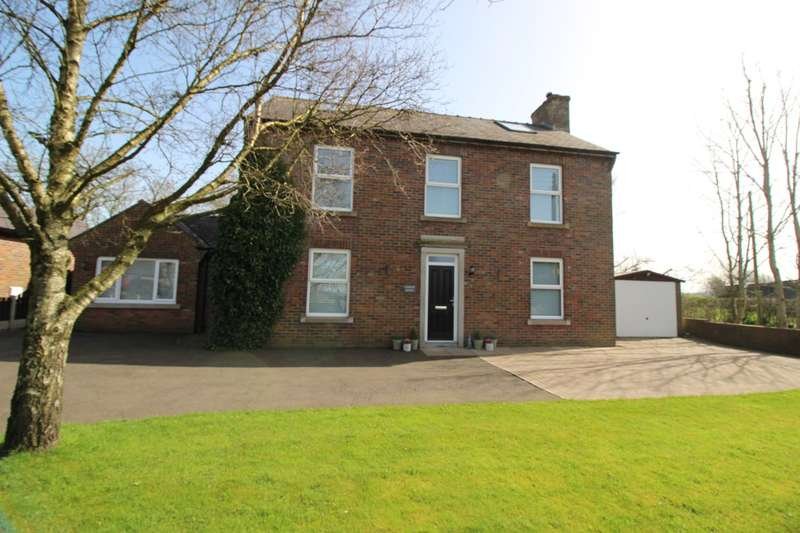 5 Bedrooms Detached House for sale in Aikton, WIGTON, CA7