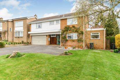 4 Bedrooms Detached House for sale in The Bury, Pavenham, Bedford, Bedfordshire